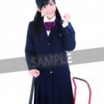 本校の制服が渡辺麻友(まゆゆ)全国47都道府県制服企画で採用されました!!
