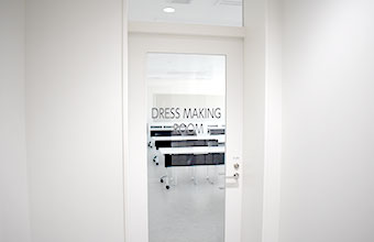 DRESS MAKING ROOM
