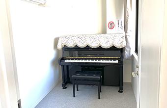 ピアノレッスン個室